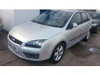 2006 FORD FOCUS 1.6 Zetec 5dr [115] [Climate Pack]