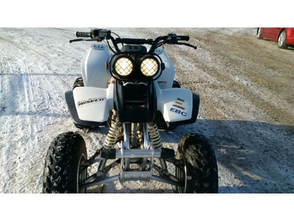 Used 2001 Yamaha warrior