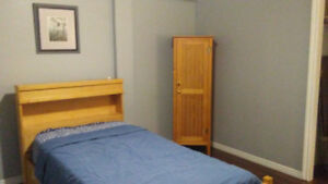 Spacious Fully Furnished everything Included.