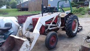 B275 international farm tractor