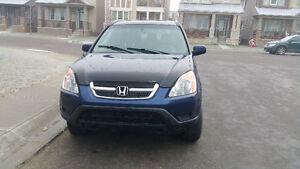 2003 Honda Civic SUV, Crossover