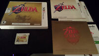 3DS The Legend of Zelda Ocarina of time SELL/TRADE (+jeux dispo)