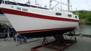 1978 Tanzer 7.5 Sailboat for sale
