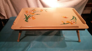 1940's bed tray table London Ontario image 1