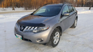2010 Nissan Murano SL AWD SUV, Excellent Condition, Safetied