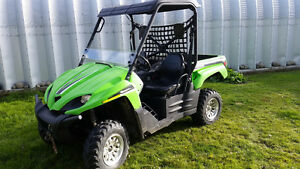 2009 Kawasaki 4x4 side by side