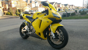 2003 CBR600RR - Mint Condition - Selling with Safety