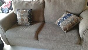 sofa convertible into bed...brand new condition
