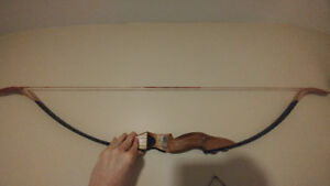 Recurve Bow 45 Lbs draw weight
