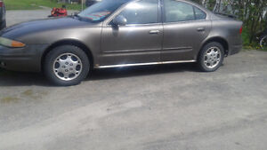 2002 alero parts/derby car! ACT FAST WILL BE GONE FRIDAY MAY26