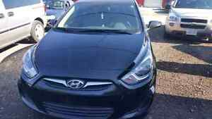 2014 Hyundia Accent low kms