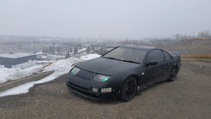 1991 300zx twin turbo t-tops