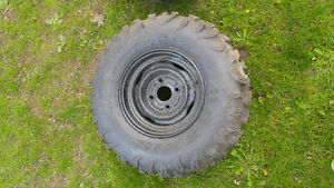 New rims and tires off Yamaha Grizzly BRAND NEW
