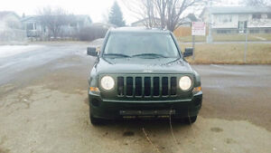 2009 Jeep Patriot SUV, Crossover (very good condition)