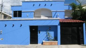 House in Merida Yucatan, For Rent W/Pool