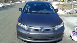 2012 Honda Other DX Sedan