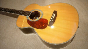 LEFT HAND Acoustic Electric - $165