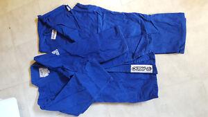 Reevo Judo, Brazilian Jiu Jitsu Gi, Size A5, Like New!