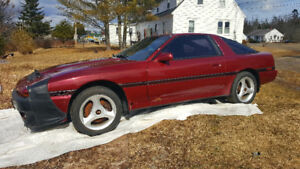 1987 Toyota Supra Other