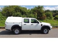 Ford Ranger 2.5TDCi 4x4 ( a/c ) XL DOUBLE CAB PICK UP ** NO VAT TO PAY **