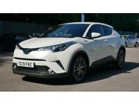 2019 Toyota C-HR 1.8 Hybrid Excel 5dr CVT [Leather] Auto Hatchback hybrid Automa