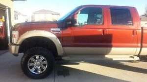"""2008 Ford F-350 King Ranch """"Lifted Diesel"""""""