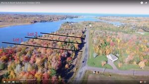 Wooded Water Front Lots Pointe A Nicet Grand Barachois NB