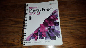 Office Administration Books: Microsoft Word, PowerPoint, Sage