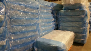 "QUALITY RV Mattresses 60"" x 75"" on Sale! New in Bag"