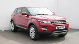 image for 2015 Land Rover Range Rover Evoque 2.2 SD4 Pure 5dr Auto [9] [Tech Pack] SUV die