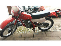 Honda XL125 Restoration project Spares or repair Swap UK delivery