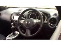 2016 Nissan Juke 1.6 N-Connecta Xtronic Automatic Petrol Hatchback