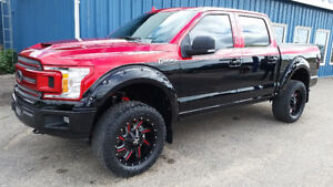 """PRICE DROP""2018 Ford F-150 SuperCrew ""CUSTOM""  XLT SPORT 4X4"