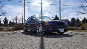2001 BMW 3-Series Coupe (2 door) safety and etested