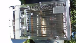 LARGE STAINLESS STEEL VETRINARIAN PET, BIRD, ANIMAL CAGE Stratford Kitchener Area image 4