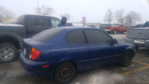*Need Gone ASAP-PRICE NEGOTIABLE* Hyundai Accent 2006