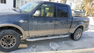 Ford f150 king ranch 4x4