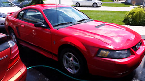 2002 Ford Mustang Safetied and etested