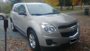 2012 Chevrolet Equinox All Wheel Drive (AWD)