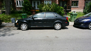 Chevrolet Optra 2004 Low Mileage