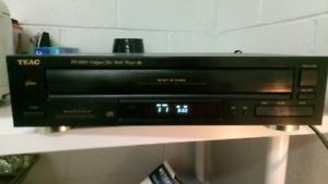 TEAC CD player  PD-D850