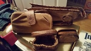 MAKE UP BAG SET,SWEDE....