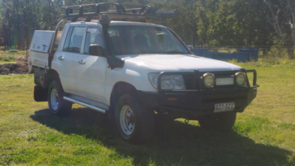 2006 Toyota LandCruiser Wagon Burpengary Caboolture Area Preview