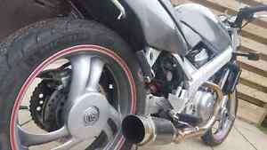 Honda Hawk NT650 GT