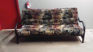 Delivered futon