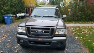 Ford ranger pickup 2011 4 roues motrices 4x4