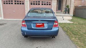 2007 Subaru Legacy Sedan