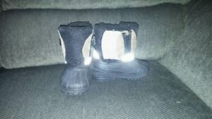 Size 5 toddler boys winter boots