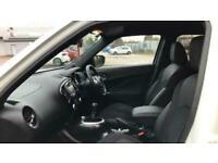 2017 Nissan Juke 1.5 dCi N-Connecta 5dr with Co Manual Diesel Hatchback