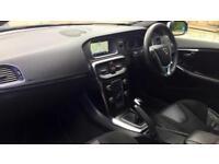 2016 Volvo V40 D4 R-Design Nav Plus w. Panora Manual Diesel Hatchback